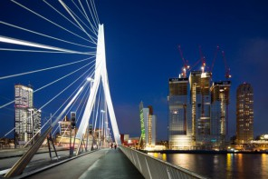 Why tourists love Rotterdam (and the Dutch don't understand that)