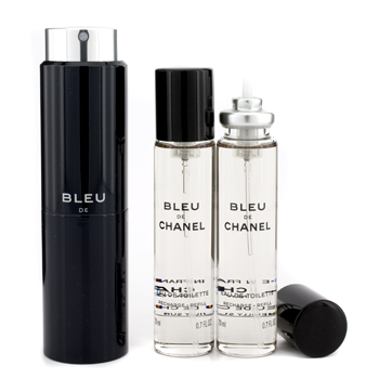 Bleu de Chanel travel and refill
