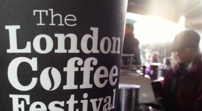 Wakker worden op The London Coffee Festival