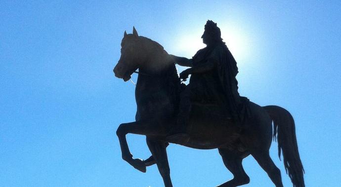 king horse montpellier