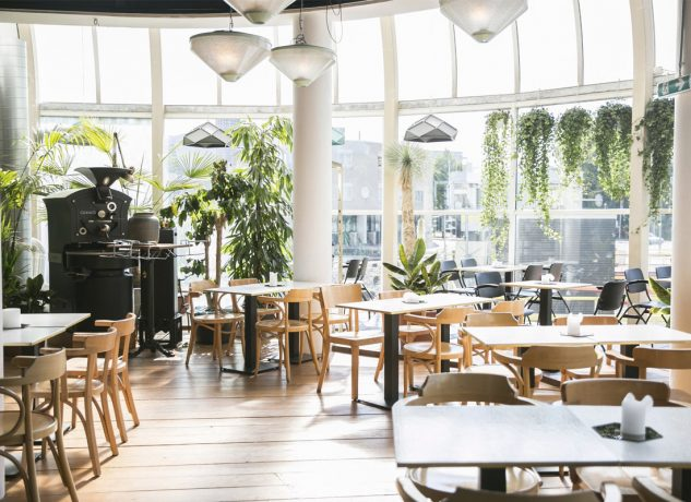 aloha bar tropicana rotterdam coffee