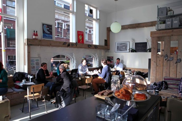 booon rotterdam coffee bar