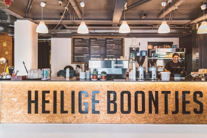 heilige boontjes rotterdam counter best coffee