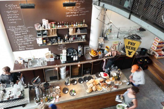 hopper coffee bar Rotterdam