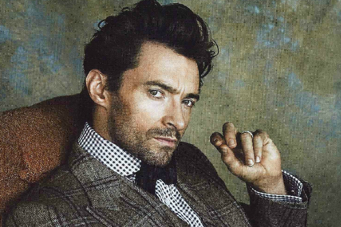 hugh jackman hottest dad 2014