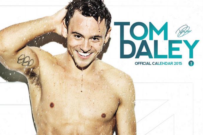 Tom Daley Calendar 2015