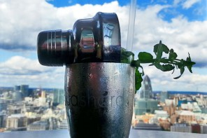 Cocktails with a view: Aquashard – London