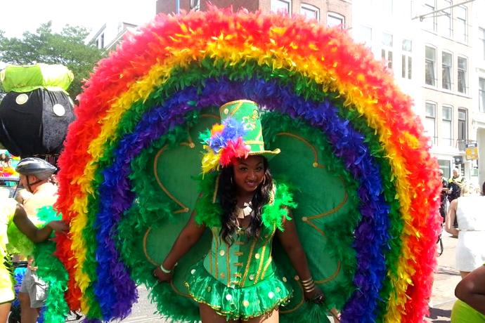 rotterdam pride carnaval