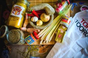 Toko Toorop: Indonesisch restaurant nieuwe stijl!