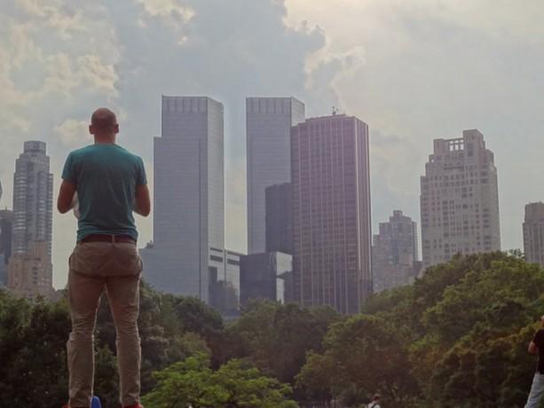 gay travel new york central park
