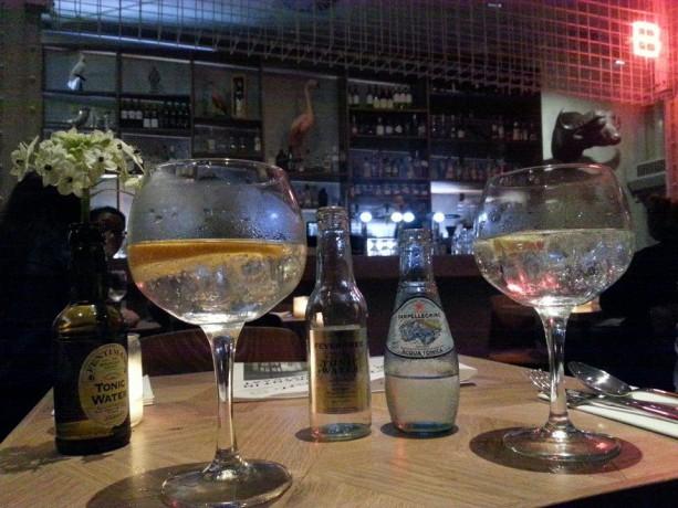 gin tonic ballroom rotterdam