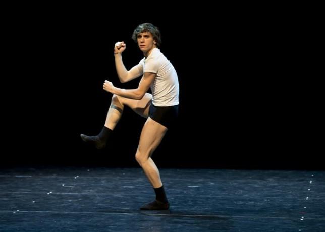 meest sexy danser Daniel Montero Real