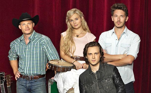 """ABC's """"Nashville"""" - young cast"""