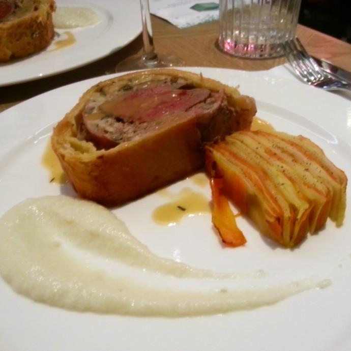 beef wellington menu rotterdam ballroom