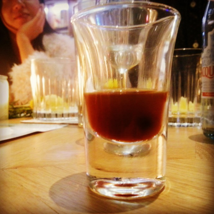 espresso with gin tonic ballroom rotterdam