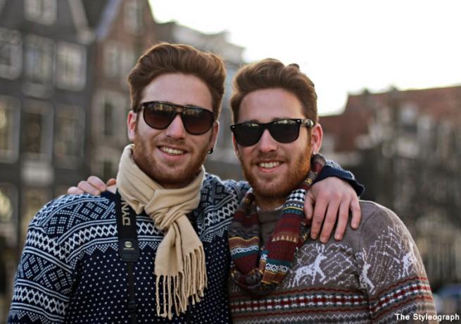 Street+Style+Amsterdam+Men+Twins+