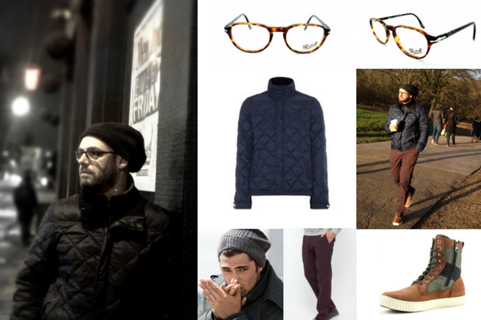 men fashion fw1415 eyewish persol g-star uniqlo scotch and soda