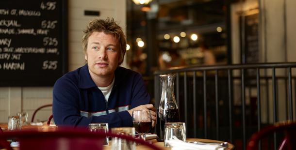 Jamie's Italian opent in Rotterdam