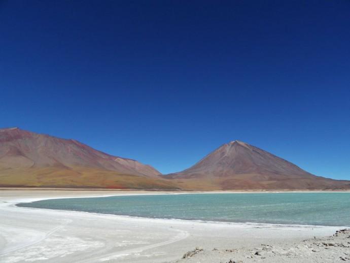 Bolivia Salar de Uyuni water