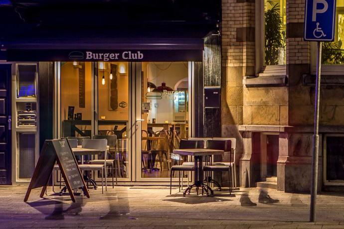BurgerClub Rotterdam Nieuwe Binnenweg