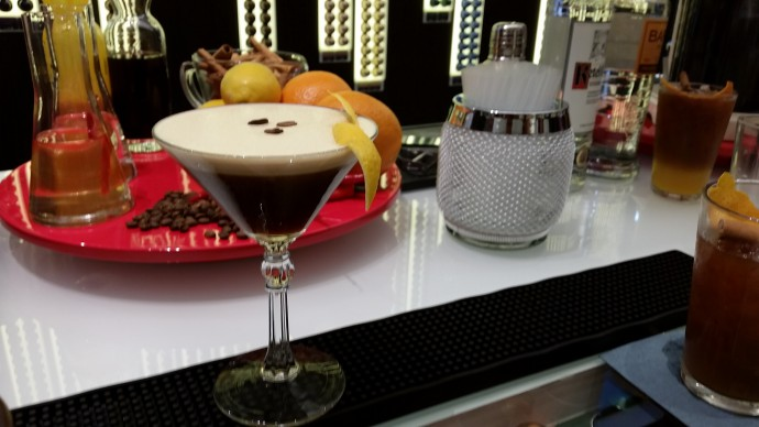 coffee cocktail espresso martini nespresso boutique
