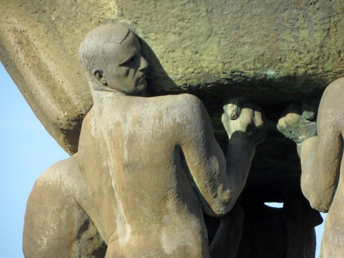 statue vigelundpark oslo liveliketom