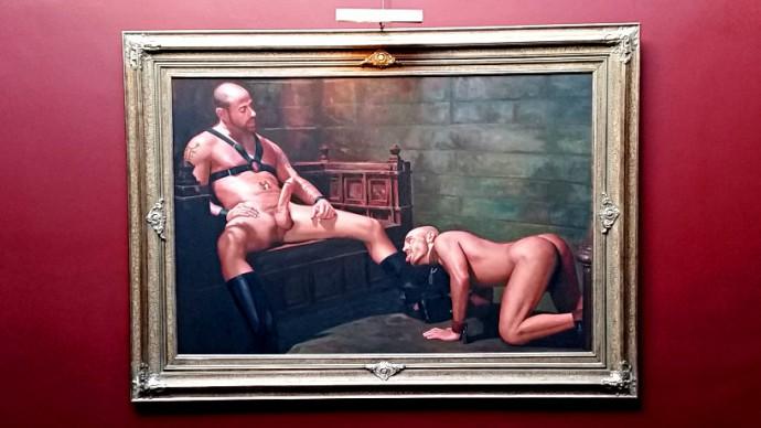 folsom art gallery kink com the armory studio tour