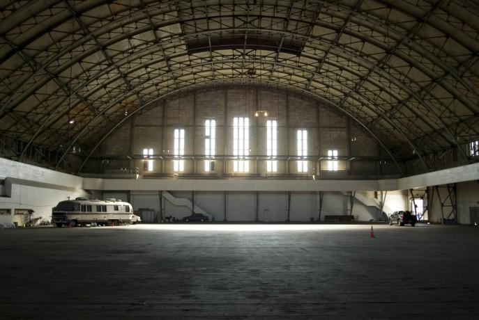 the armory san francisco studio tour