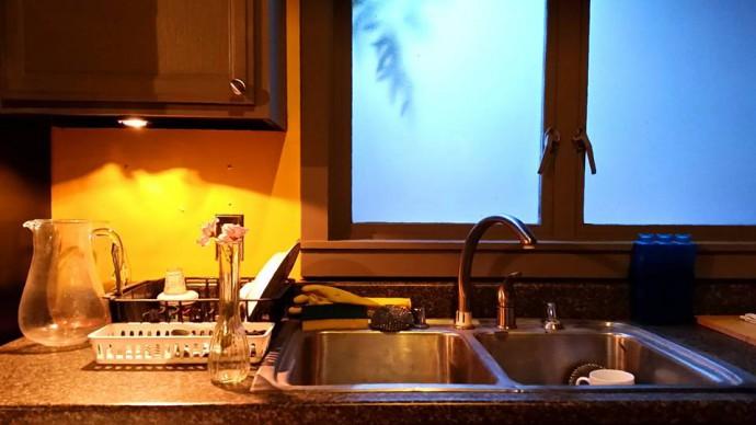 the armory studio tour kink porn studio kitchen