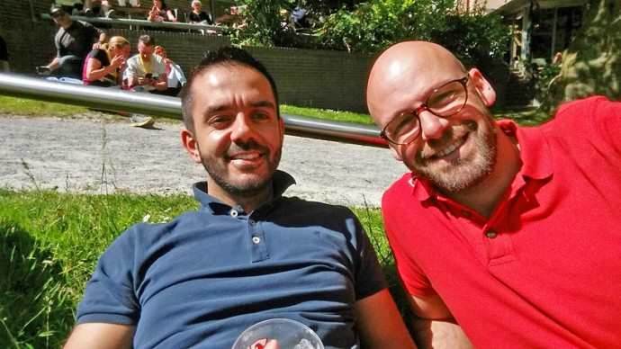 gay couple netherlands gay leeuwarden