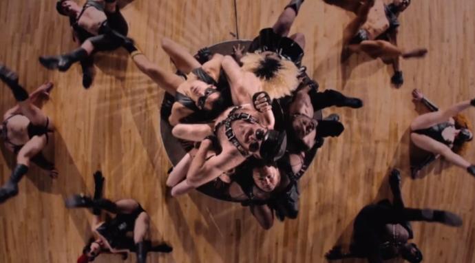 Folsom Street Fair 2015 video trailer Aron Kantor videostill