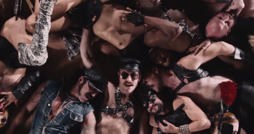 Folsom Street Fair 2015 video trailer Aron Kantor San Francisco vimeo