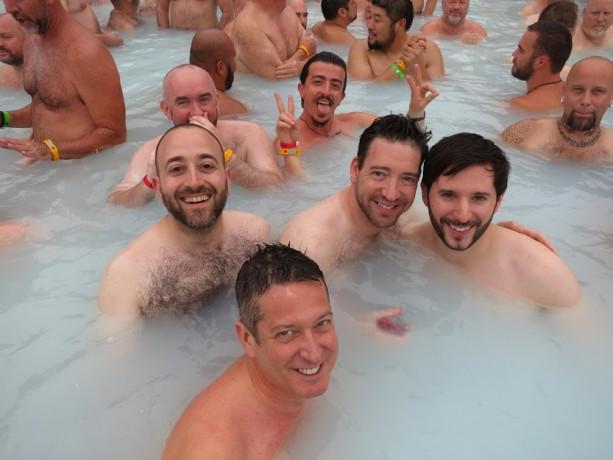 blue lagoon gay party bears on ice