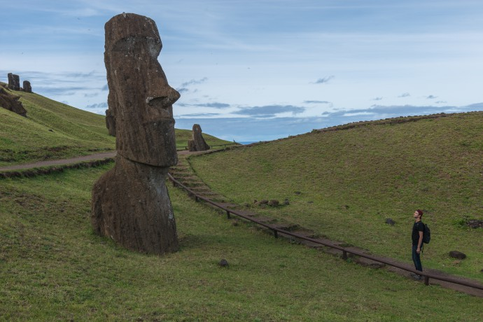 gay travel writer award easter island
