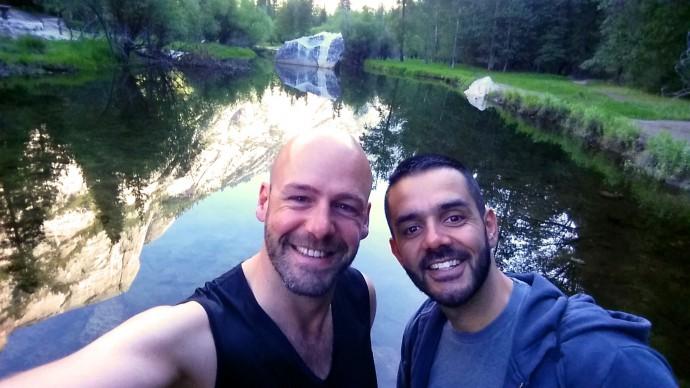 liveliketom & thefoodjourney gay travel lgbt travel yosemite park gay travel blogger