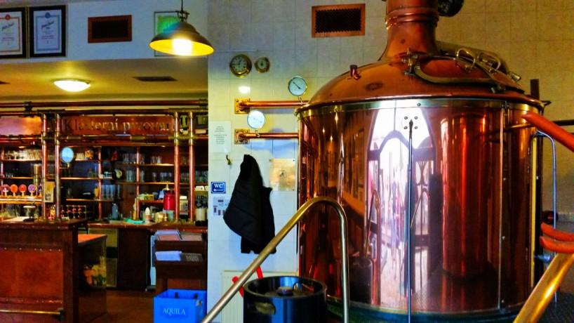 bierbrouwerij Tsjechië Praag