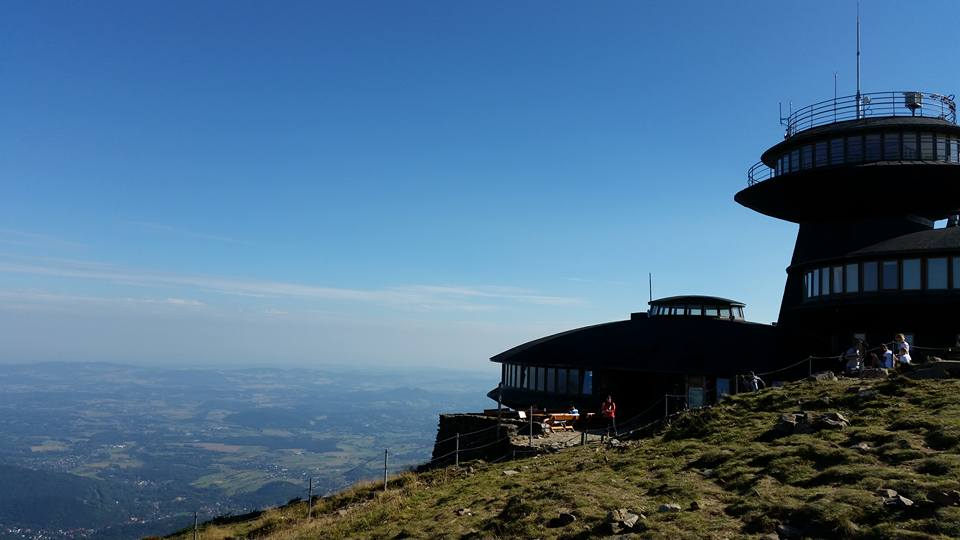 czech republic snezka mountain