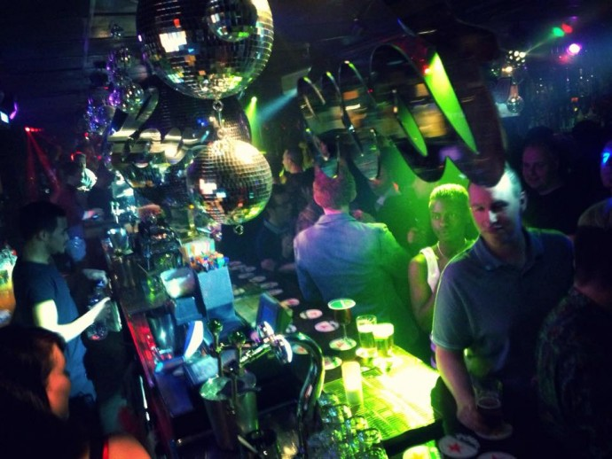 Rotterdam gay bars nightlife