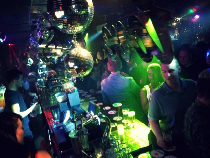 Rotterdam gay bars nightlife