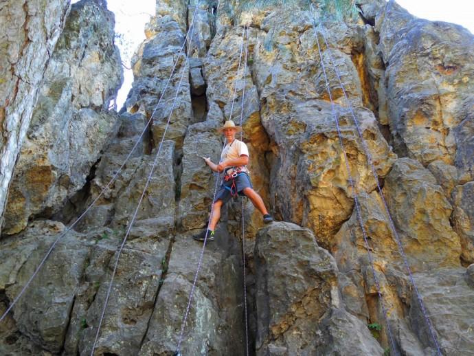 jiri odnoha climbing school bohemian paradise