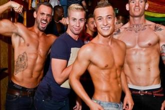 best gay bars rotterdam