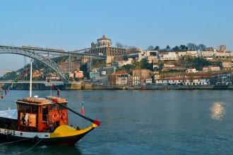 gay porto portugal river side douro