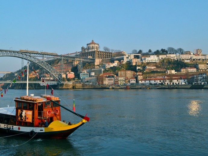 gay porto portugal river side douro