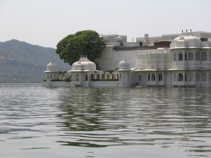 palace Octopussy James Bond Udaipur India