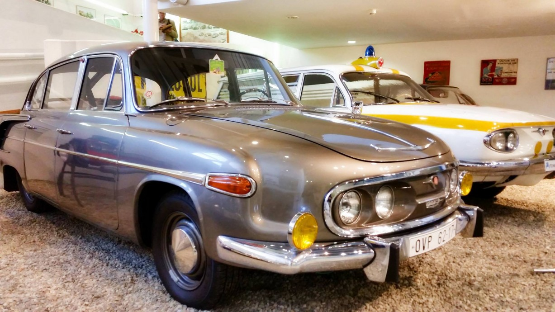 car technik museum tatra