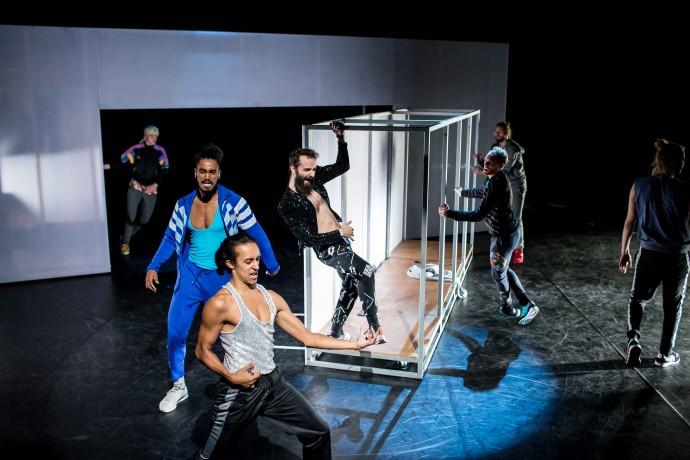 100 procent selfmade maas theater en dans