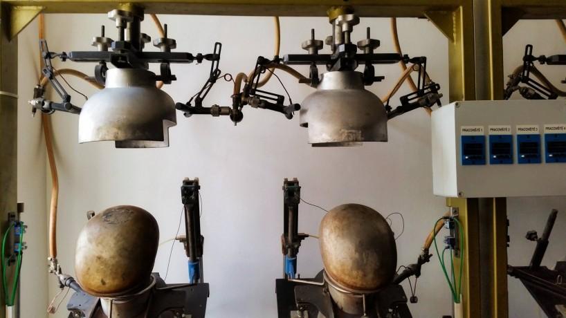 hoeden machine hat museum novy jicin