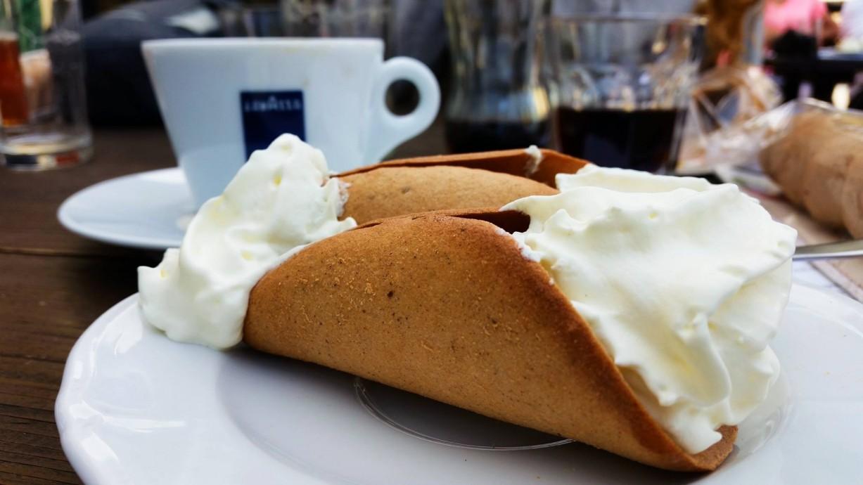 Czech cuisine specialty sweet Štramberské uši