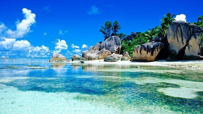 seychellen eilanden