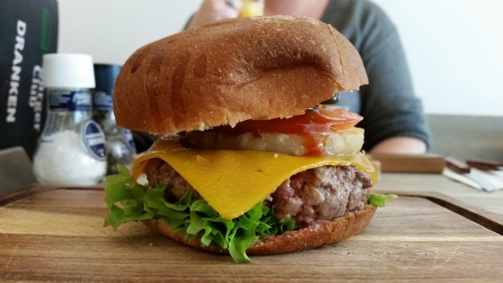 best hamburger 2016 burgerclub Rotterdam